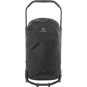 Arc'teryx V110 Duffel-laukku Rullilla, black